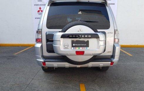 Se vende un Mitsubishi Montero de segunda mano