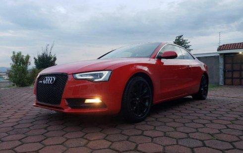 SHOCK!! Un excelente Audi A5 2015, contacta para ser su dueño