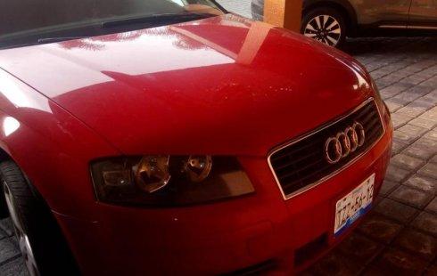 Audi A3 usado en Pahuatlán