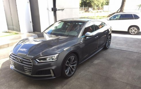 Vendo un Audi Serie S impecable