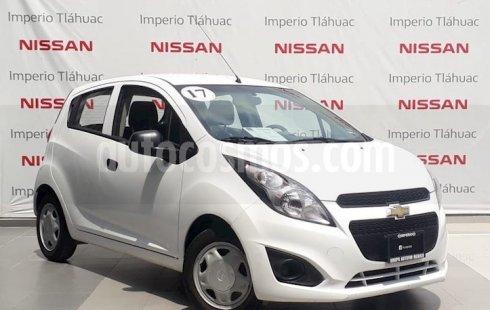 Se vende urgemente Chevrolet Spark Classic 2017 Automático en Tláhuac
