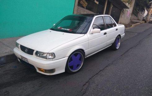 Nissan TSURU 1998 color blanco