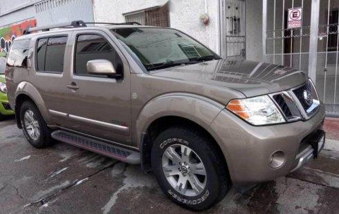 Precio de Nissan Pathfinder 2008