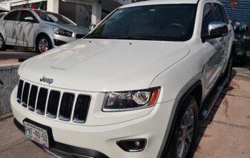 Venta auto Jeep Grand Cherokee 2014 , Ciudad de México