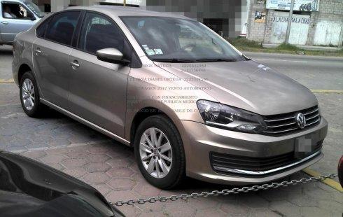 Venta auto Volkswagen Vento 2017 , Puebla
