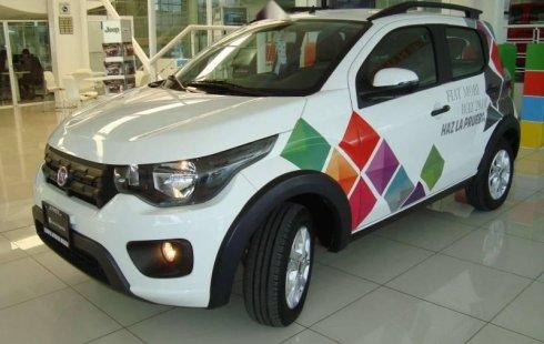 Se vende urgemente Fiat Mobi 2018 Manual en Pachuca de Soto