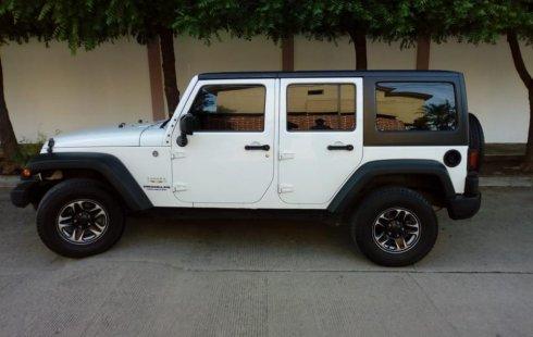 Jeep Wrangler 2015 Blanco