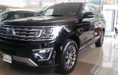 Ford Expedition 2018 Limited Max lista para viajar!