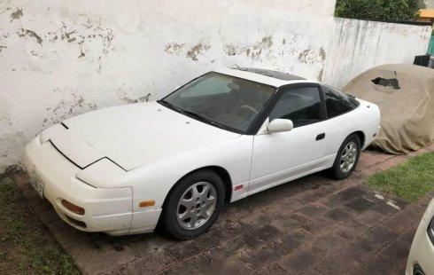 Quiero vender un Nissan 240 SX usado