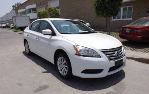 Nissan Sentra 2015 Manual Color Blanco