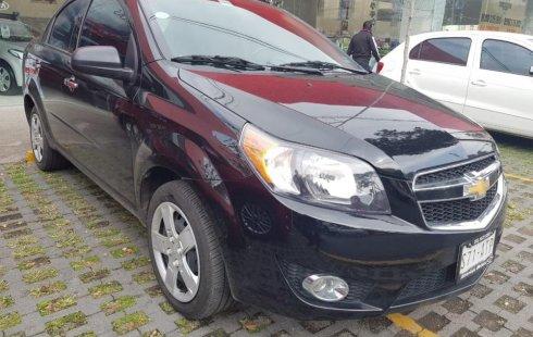 Chevrolet Aveo 1.6 Lt Mt 2018 La 2018