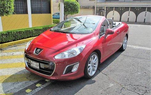 Peugeot 308 2012 CC Turbo