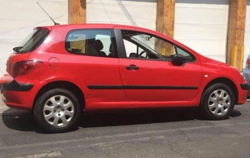 Quiero vender inmediatamente mi auto Peugeot 307 2005 muy bien cuidado