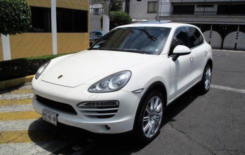 Porsche Cayenne 2011 barato en Cuauhtémoc