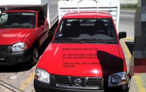 Venta auto Nissan Estacas 2012 , Puebla eng $35,800