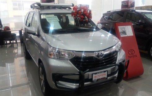 Toyota Avanza 2018 usado en Ciudad de México