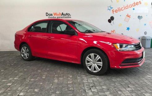 Volkswagen Jetta 2.0 Color Rojo