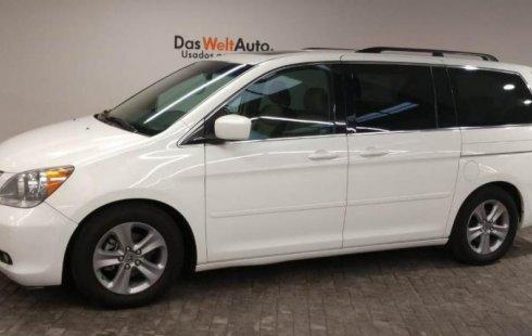 Honda Odyssey 2010 Blanca