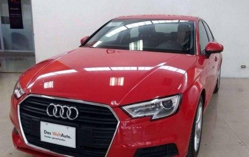 Audi A3 2017 en Cuauhtémoc