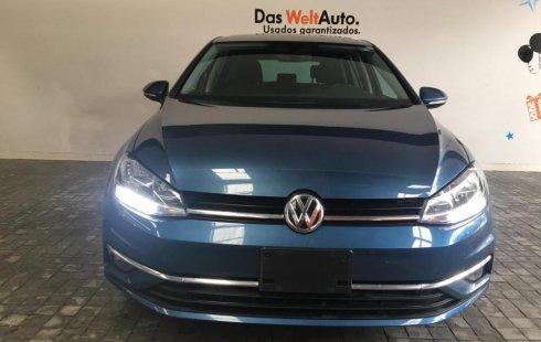 Volkswagen Golf 2018 Azul