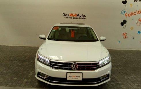 Volkswagen Passat 2017 Blanco