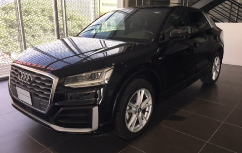 Un Audi Q2 2018 impecable te está esperando