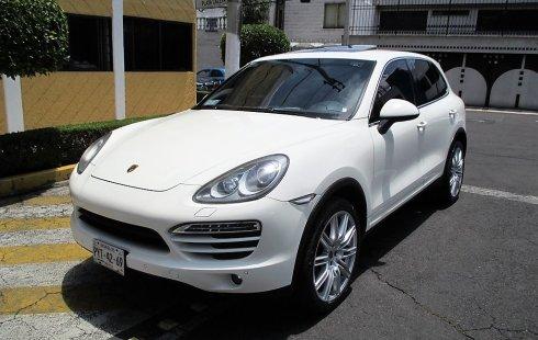 Quiero vender inmediatamente mi auto Porsche Cayenne 2011