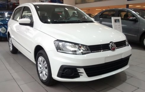 Volkswagen Gol Trendline STD 2018 Precio Especial, crédito VW