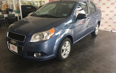 Chevrolet Aveo impecable en Hidalgo