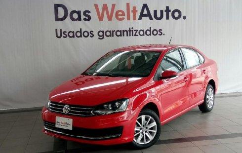 No te pierdas un excelente Volkswagen Vento 2018 Automático en Monterrey