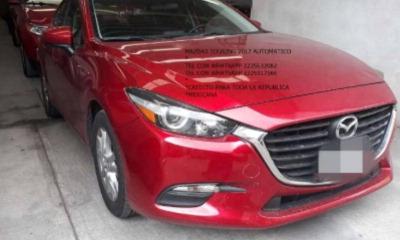Me veo obligado vender mi carro Mazda 3 2017 por cuestiones económicas