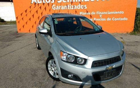 Chevrolet Sonic ATX 2015