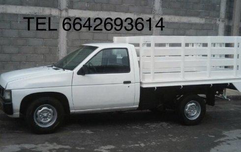 Nissan Estaquitas 2005 Color Blanco