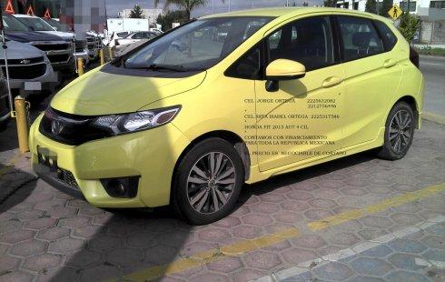 En venta auto Honda Fit 2015 automatico H/B