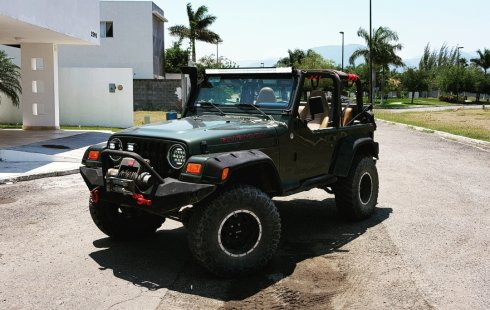 Jeep Wrangler Rubicon 1997