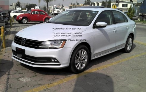 Venta auto Volkswagen Jetta 2017 , Puebla