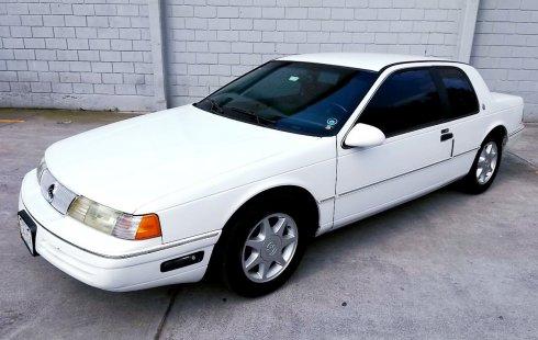 Urge!! En venta carro Ford Cougar 1992 de único propietario en excelente estado