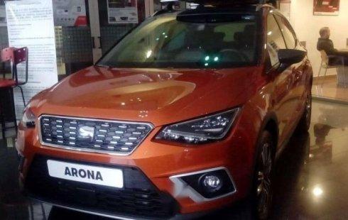 No te pierdas un excelente Seat Arona 2018 Automático en Álvaro Obregón