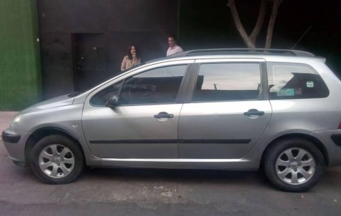 Peugeot 307 2005 en Miguel Hidalgo