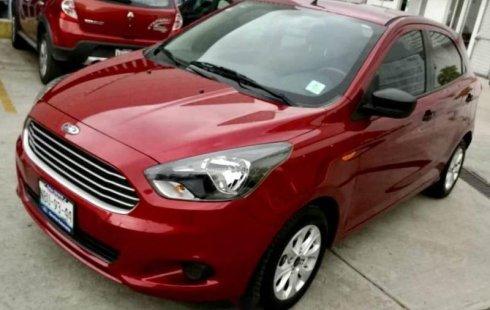 Ford Figo 2017 barato