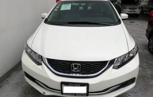 Venta auto Honda Civic 2014 , Ciudad de México
