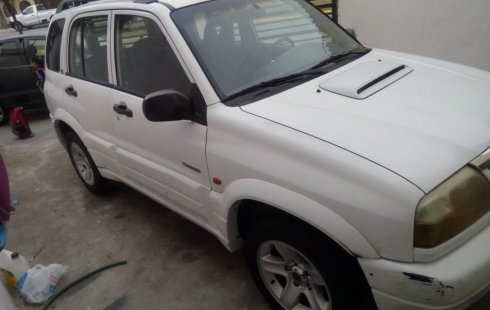 Urge!! En venta carro Chevrolet Tracker 2005 de único propietario en excelente estado