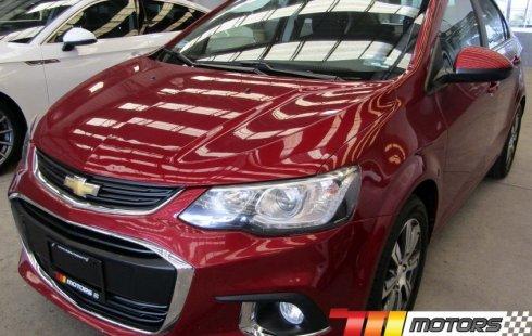 Chevrolet Sonic LTZ 2017
