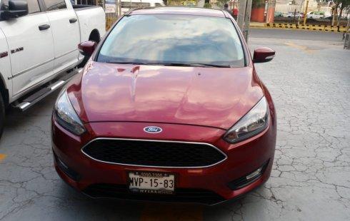 Ford Focus 2015 Automático