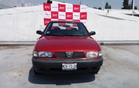 Nissan Tsuru 2017 Rojo