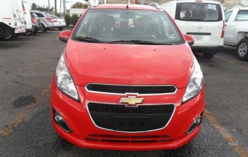 Chevrolet Spark 2017 Rojo