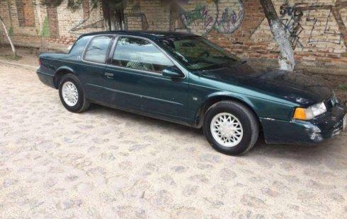 Tengo que vender mi querido Ford Cougar 1997 en muy buena condición