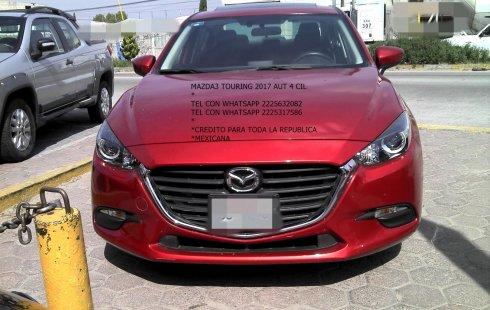 Venta auto Mazda 3 2017 , Puebla
