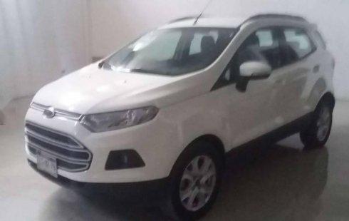 Ford EcoSport 2015 barato