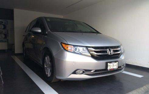 Venta auto Honda Odyssey 2015 , Ciudad de México